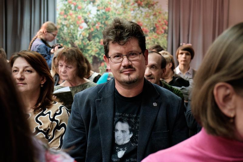 Вера Бурлак стала лаўрэаткай прэміі Шэрмана 2018